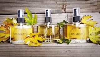 Pit Liquor offers three different scents: lavender, black pepper and vanilla. (Erica Feucht/Pit Liquor)
